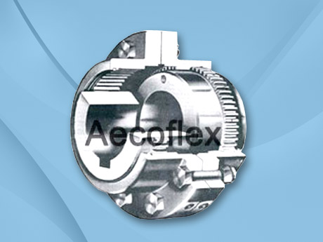Aecoflex Gear coupling
