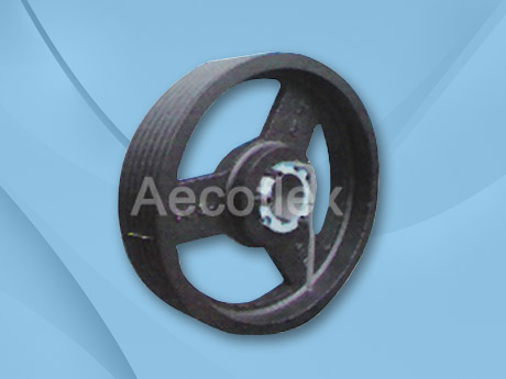 Tapperlock Pulley